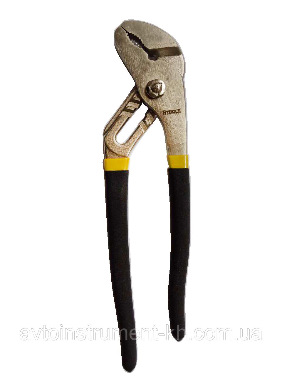 Клещи трубные 250мм С55 Housetools 34K118