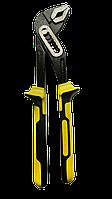 Клещи трубные 250мм CrV с изолированными рукоятками PROF Housetools 34K241