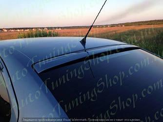 Козырек заднего стекла Skoda Octavia A5