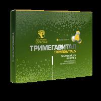 Тримегавитал.Сибирский лен и омега-3- капсулы для сердца и сосудов(30капс.,Сибирское Здоровье )
