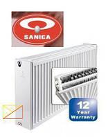Радиаторы стальные SANICA 500/11/900