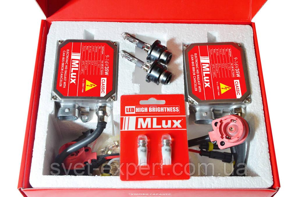 Ксенонові лампи D2R 35 Вт 4300°К 9-16 В Комплект MLux CLASSIC