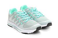 Женские кроссовки серые копия Nike Air Zoom Vomero 12