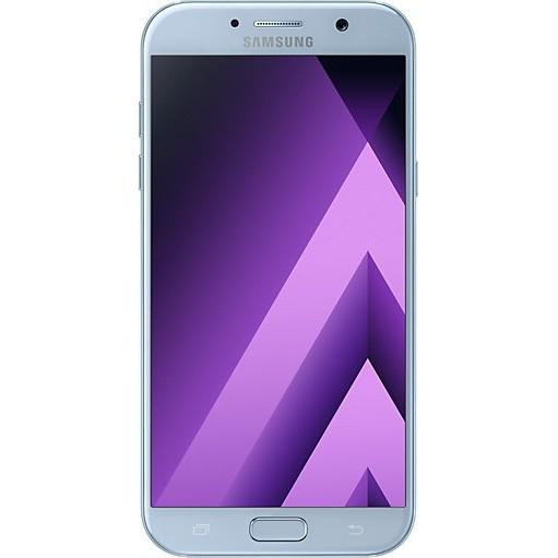 """Смартфон Samsung A720F Galaxy A7 2017 (SM-A720FZBD) Blue, 3/32Gb, 8 ядер, 16/16Мп, 5.7"""", 2 sim, 4G, 3600мАh."""