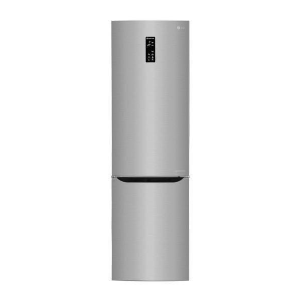 Двухкамерный холодильник Lg GBB-60 PZFZS
