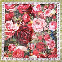 Салфетки декупажные Розы 7316