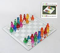 Шахматы стеклянные 25см