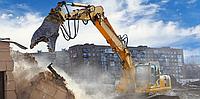 Снос и Демонтаж конструкций любой сложности