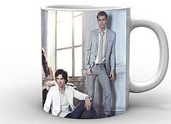 Кружка Geek Land Дневники Вампира The Vampire Diaries 4 сезон VD.002.19