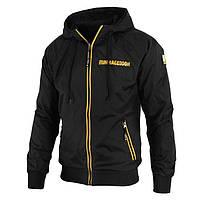 Оригінальна чоловіча куртка PitBull ATHLETIC VI RMG Black, фото 1