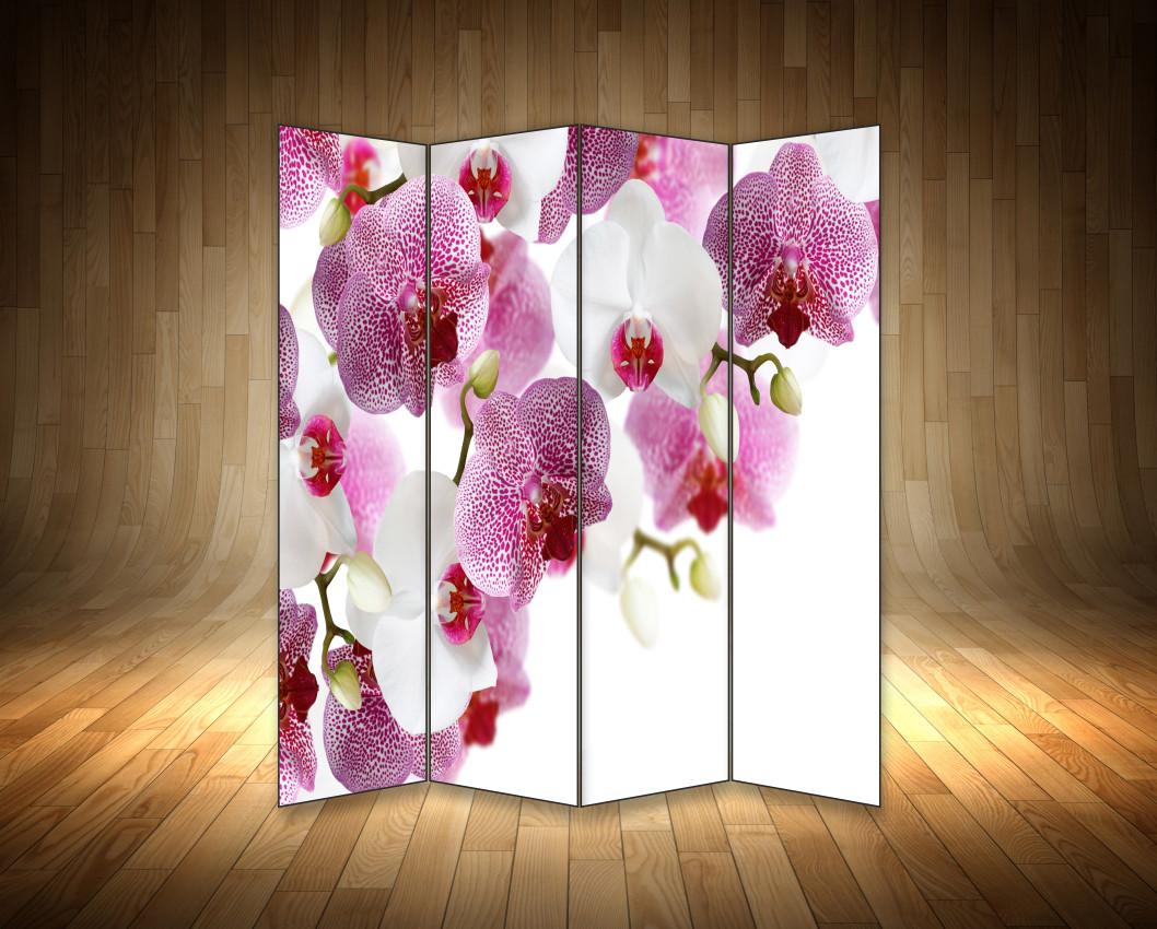 """Ширма декоративна """" Орхідеї"""""""