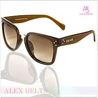 Женские солнцезащитные очки Polarized (пластик)-купить оптом в Одессе
