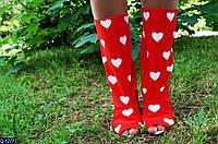 Женские полусапожки летние (36-42) ткань купить оптом и в Розницу в одессе 7км