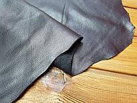 Кожа натуральная одежная Флотар т.1,1-1,3мм цвет черный