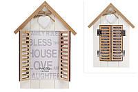 Фоторамка деревянная настенная Окно со ставнями