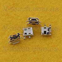 Разъемmicro-B USB 5pin Elenberg TAB725