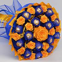 Букет из конфет Ferrero Rocher № 57