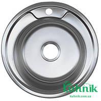 Мойка кухонная Germece 490_0,8 mm (микродекор)