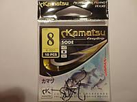 Крючки Kamatsu оригинал sode 8 (карась, лещ, плотва), фото 1