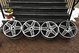 Оригинальные кованные диски 19'' Porsche Carrera 911, фото 2