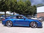 Оригинальные кованные диски 19'' Porsche Carrera 911, фото 3