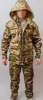 Костюм камуфляж цифра, камуфлированный костюм рыбалка-охота размеры 48-62р