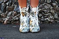 Ботинки (36-42) текстиль