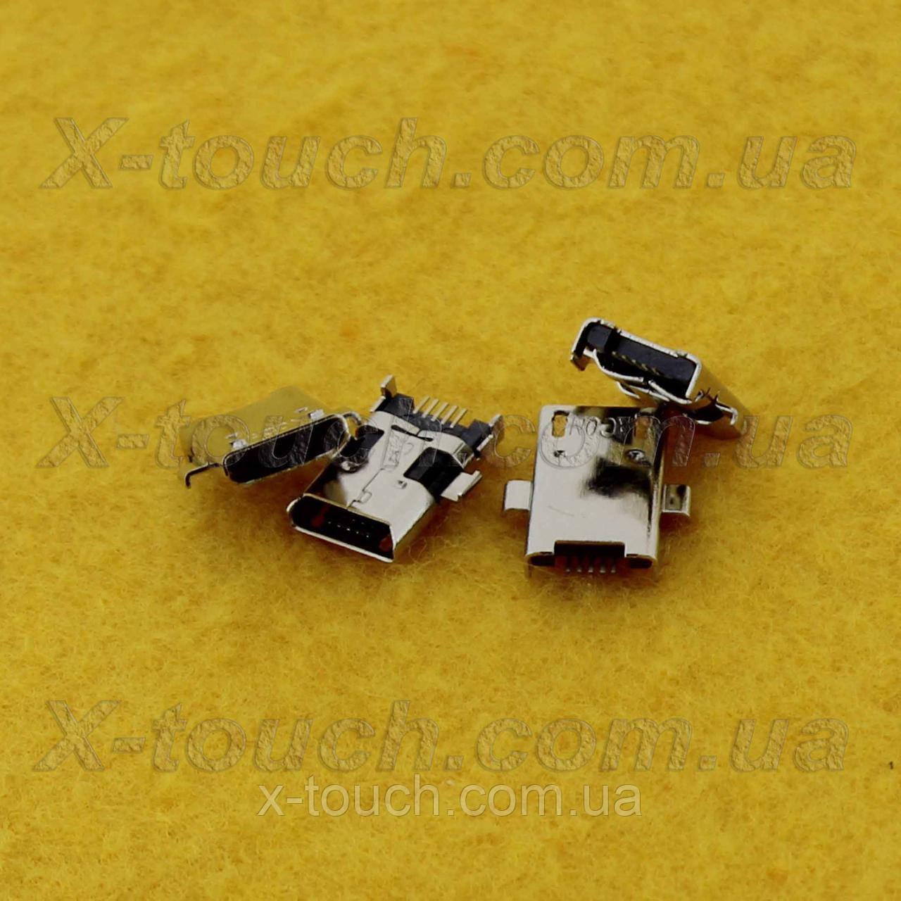 ASUS MeMO Pad 10 разъем зарядки micro-B USB 5pin