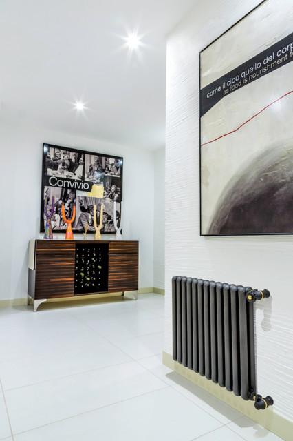 Дизайнерские радиаторы Fondital MOOD&Tribeca