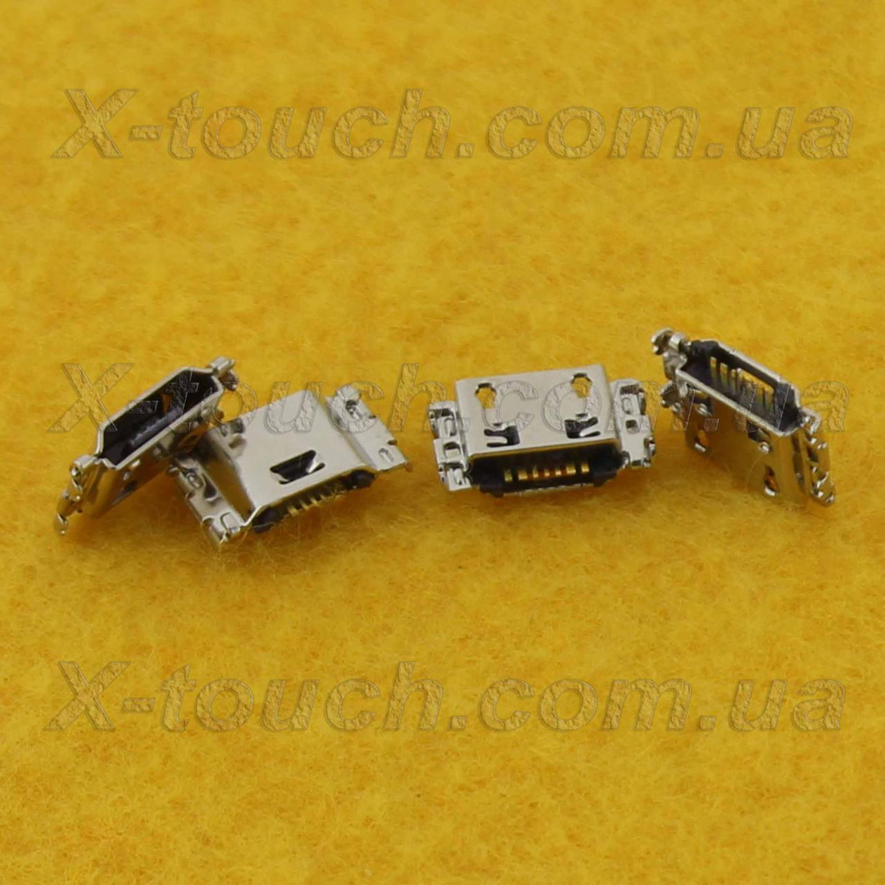 Samsung J500H Galaxy J5 разъем зарядки micro-B USB 5pin