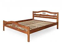 Ліжко Юлія бук 160х200, фото 1