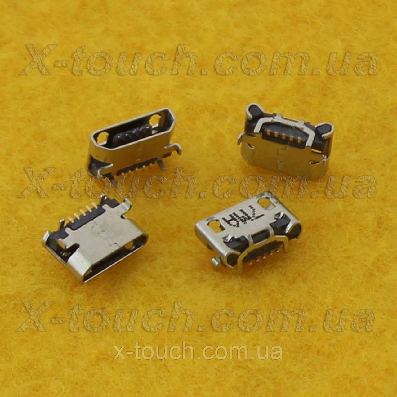 ASUS FonePad 7 разъем зарядки micro-B USB 5pin.