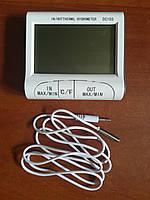 Цифровой термометр DC-103, Термометр для инкубаторов, термометр-гигрометр для инкубаторов, теплиц, террариумов