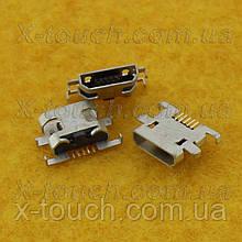 Sony Xperia M C1904 разъем  зарядки micro-B USB 5pin