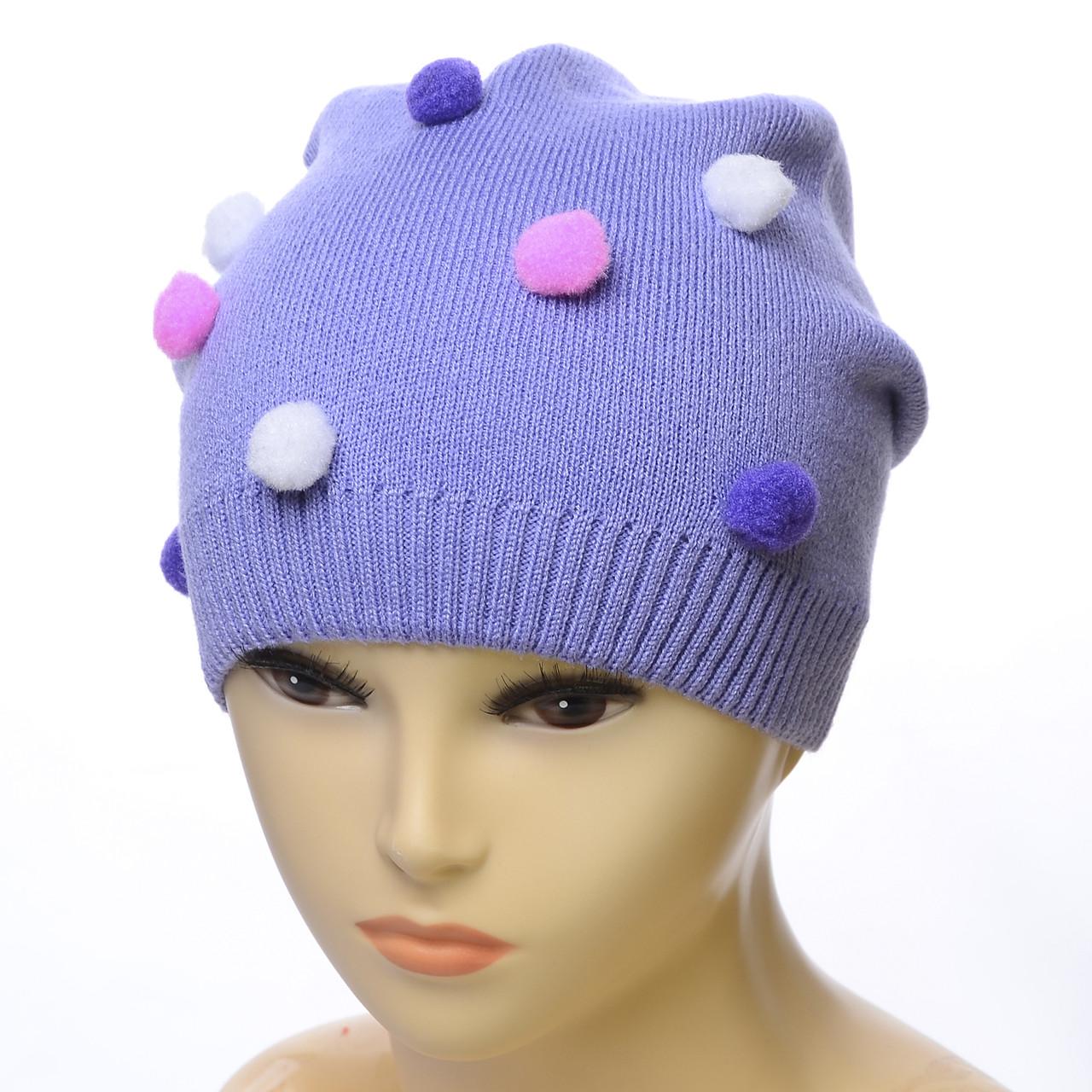Демісезонна дитяча шапка