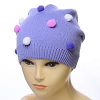 Демисезонная детская шапка, фото 1