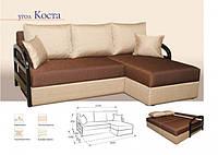 Угловой диван Коста, фото 1