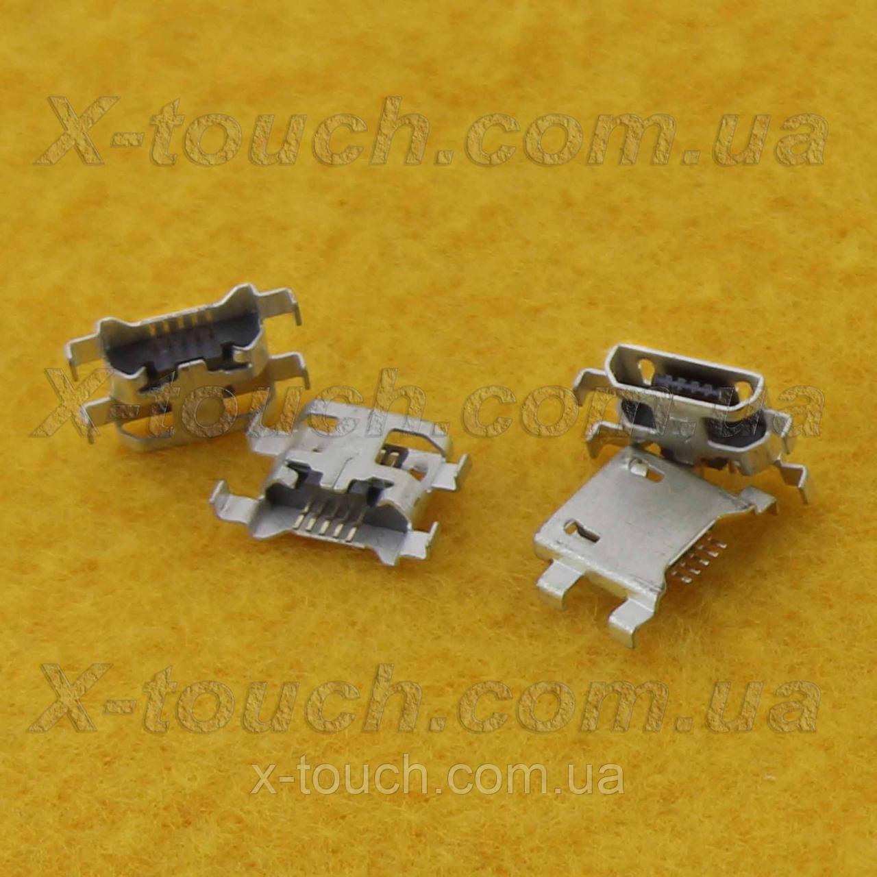 Huawei Honor 2 U9508 разъем зарядки  micro-B USB 5pin.