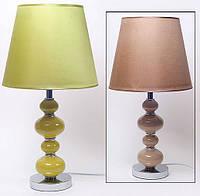 Лампа с абажуром 35см, 2 вида
