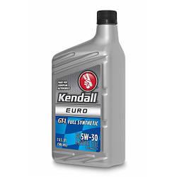 KENDALL GT1 5W-30 EURO MOTOR OIL 0,946л