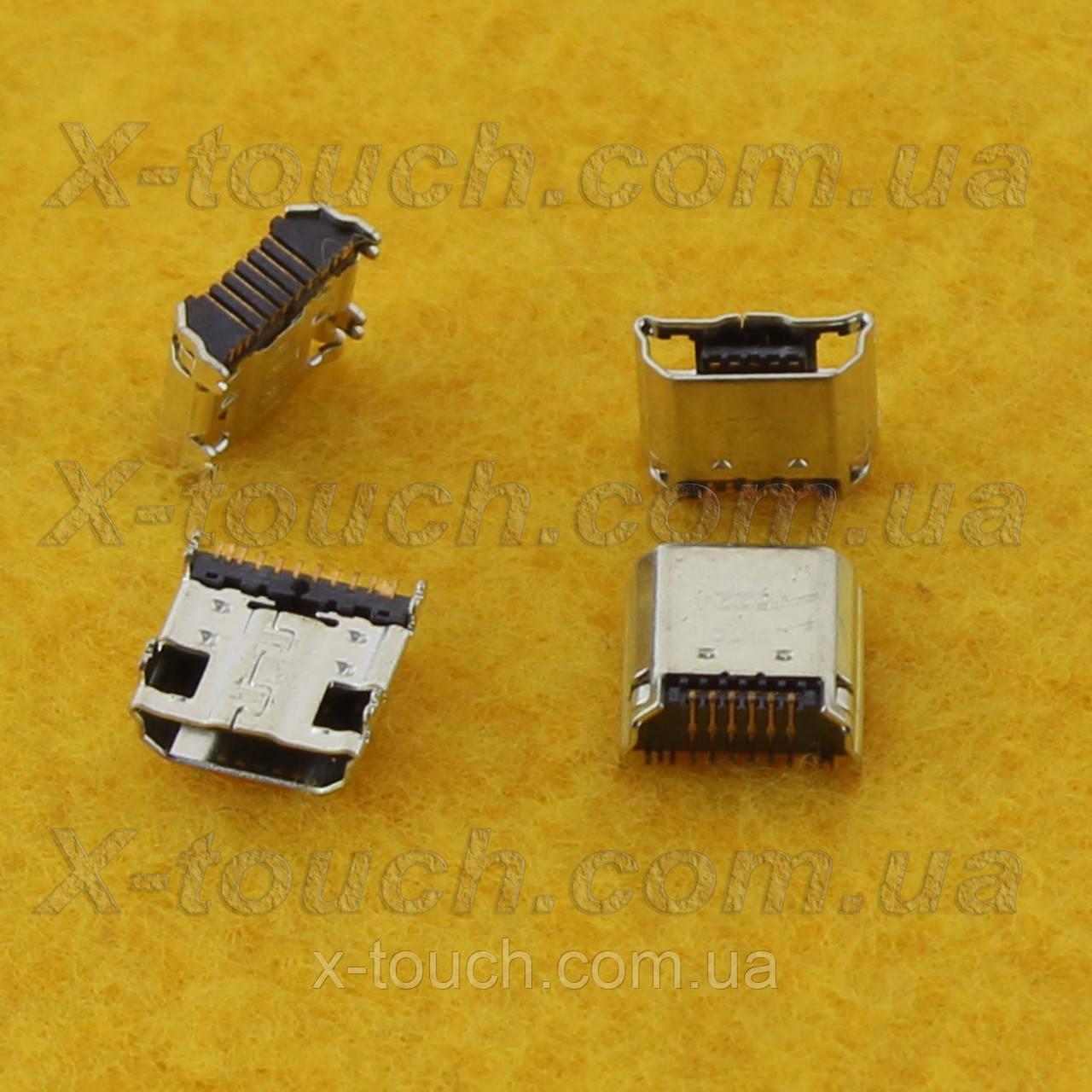 Samsung Galaxy Mega 6.3 GT-I9205 разъем зарядки micro-B USB 11pin