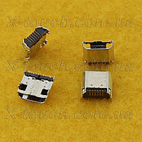 МС-087 разъем зарядки micro-B USB 11pin.