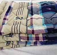 Одеяло шерстяное зимнее полуторное  4