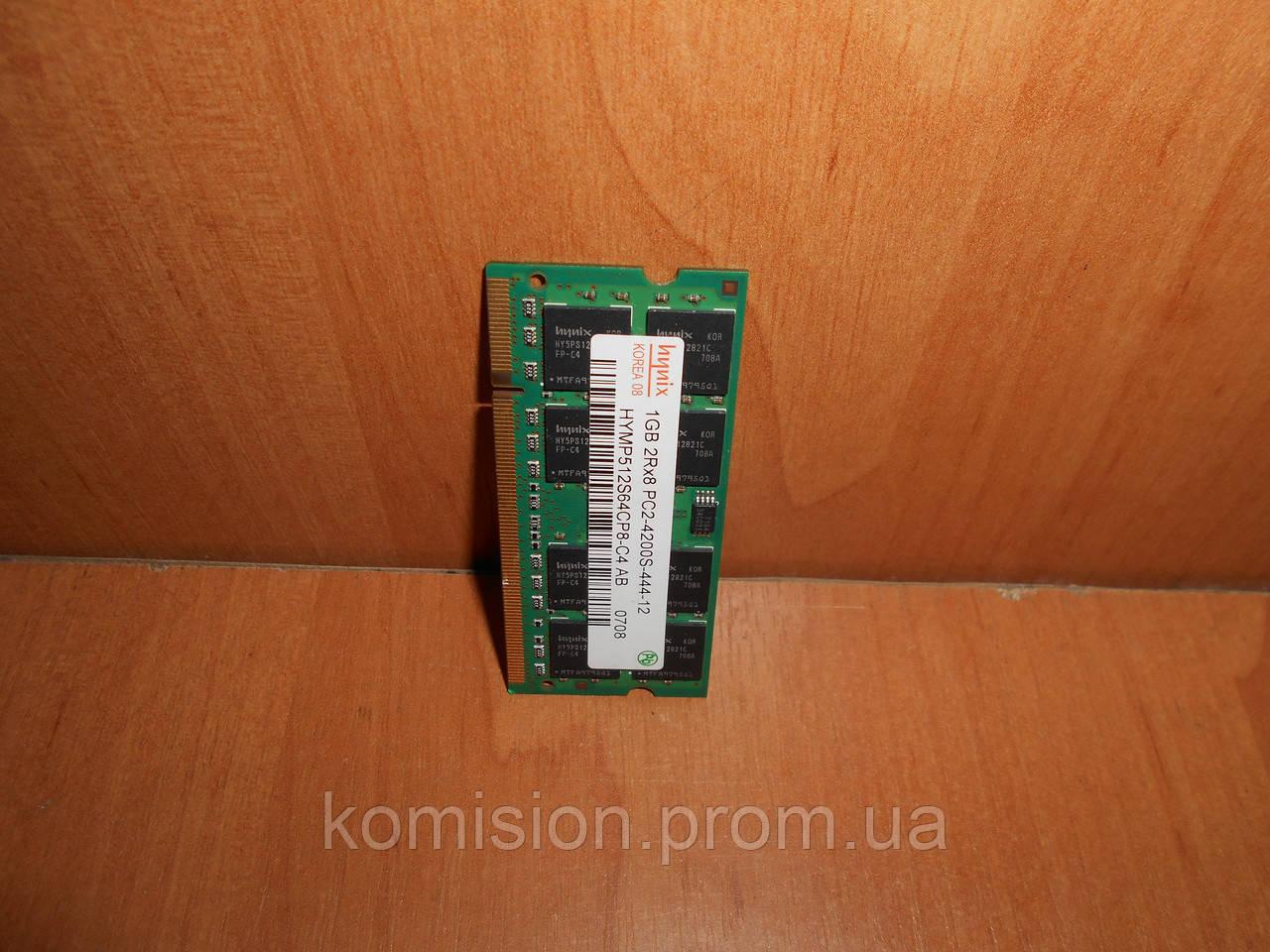 Модуль памяти Hynix 1 Gb DDR2 для ноутбука