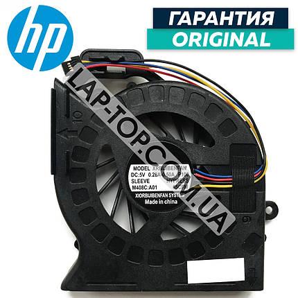 Вентилятор кулер для ноутбука HP  Dv6-6162sf, Dv6-6033sg, Dv6-6077sa, Dv6-6169ee, Dv6-6b08sa,, фото 2