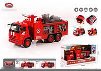 Пожарная машина, интерактивная, фото 1