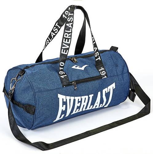 6f61b8db152e Спортивная сумка-бочонок EVERLAST GA-0155-B синий: продажа, цена в ...