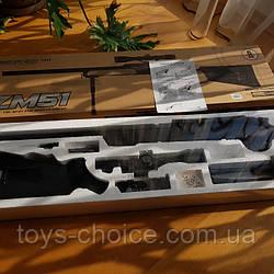 Детская снайперская винтовка Zm51 Ps