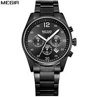 Мужские Классические наручные часы Megir (№ M-2010)/ ГАРАНТИЯ 12 месяцев / Чоловічий годинник