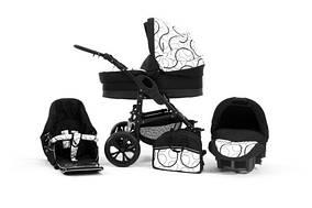 Многофункциональная детская коляска RIMINI 3в1